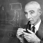 J. Robert Oppenheimer : Bapa Bom Atom