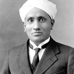 Chandrasekhara Venkata Raman (18881970)