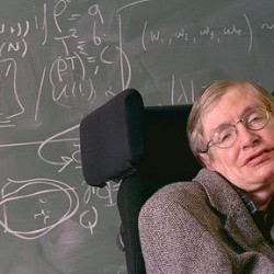 Stephen Hawking - Saintis Berkerusi Roda