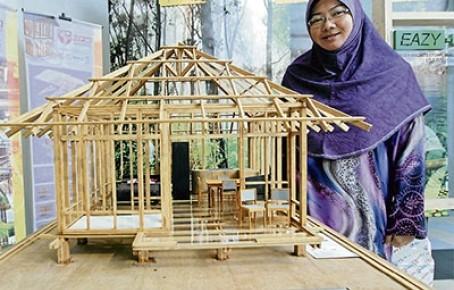 Profesor Rahinah - Hasilkan Inovasi Integrasi Rekabentuk