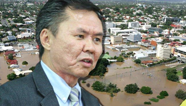 Prof Fredolin Tangang