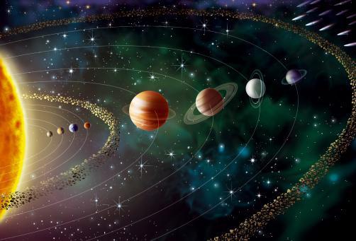 Planet Kerdil Saudara Planet Sistem Suria Majalahsains