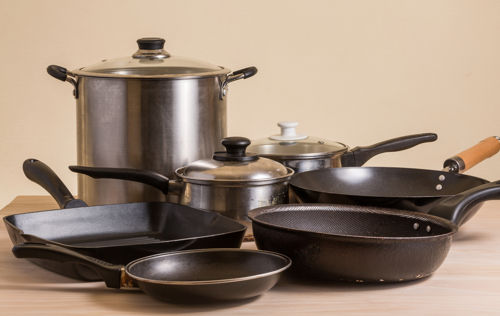 Periuk Kalis Lekat Non Stick Cookware Selamat Penggunaan Yang Betul Majalahsains